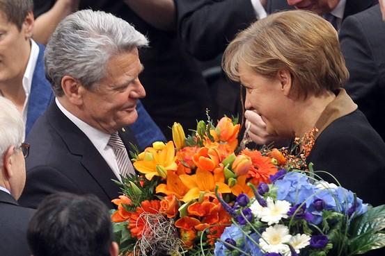 Joachim Gauck Is Germany's NewPresident
